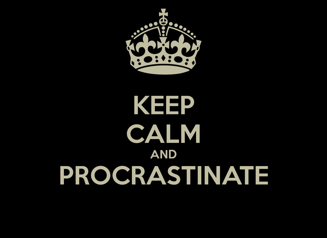 Procrastination and How to Overcome It – Ivy Stabell